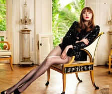 Karen Gillian Fishnetstockings Pantyhose GQ_Espa_a_Febrero_2013001