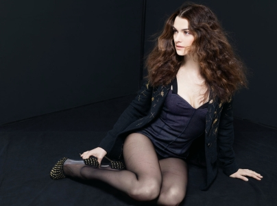 Rachel Weisz Pantyhose from her Pamela Hanson photoshoot